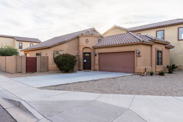 913 W Jessica Lane, Phoenix, AZ 85041 (MLS #6015892) :: The Bill and Cindy Flowers Team