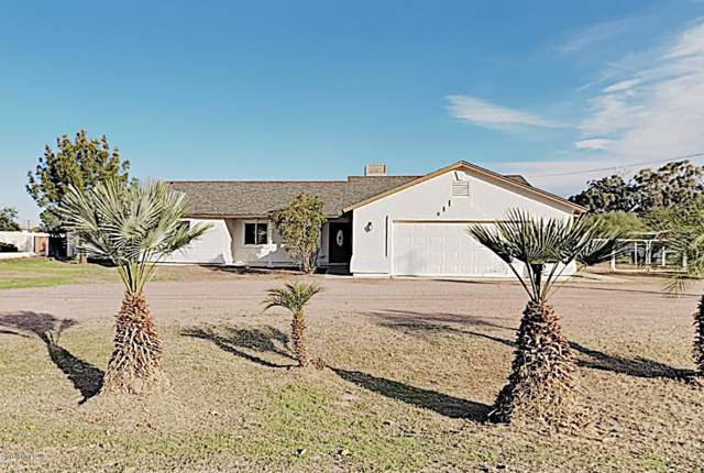17726 E Happy Road, Queen Creek, AZ 85142 (MLS #6015893) :: The Kenny Klaus Team