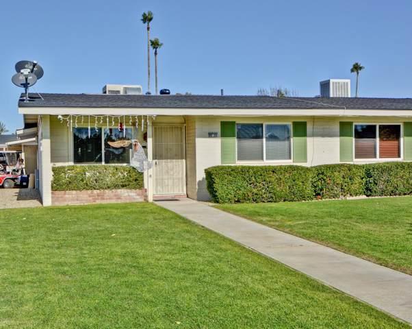9233 N 111TH Avenue, Sun City, AZ 85351 (MLS #6015903) :: Long Realty West Valley