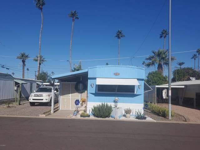 530 S Alma School Road #104, Mesa, AZ 85210 (MLS #6015906) :: The Kenny Klaus Team