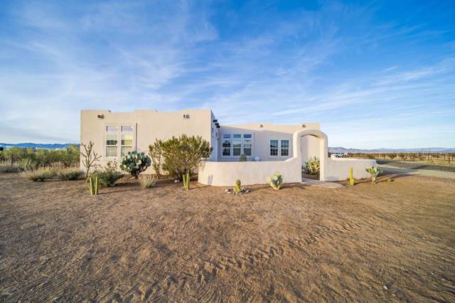 52730 W Williams Road, Aguila, AZ 85320 (MLS #6016028) :: The W Group