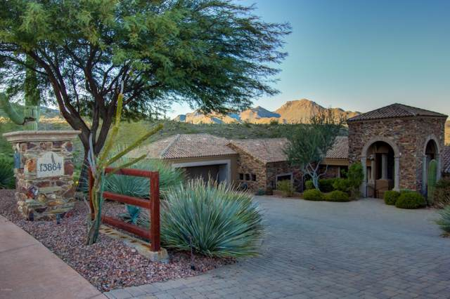 13864 E Coyote Way, Fountain Hills, AZ 85268 (MLS #6016123) :: Nate Martinez Team