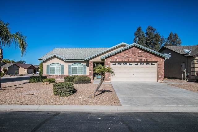 4782 E Shapinsay Drive, San Tan Valley, AZ 85140 (MLS #6016128) :: The Kenny Klaus Team