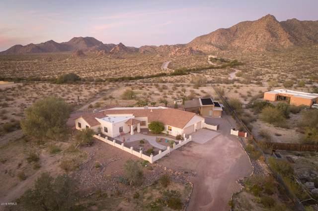 11340 W Calle Del Sastre, Casa Grande, AZ 85194 (MLS #6016130) :: Brett Tanner Home Selling Team
