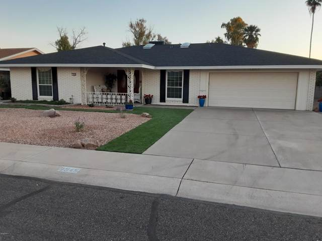 9945 W Ironwood Drive, Sun City, AZ 85351 (MLS #6016133) :: The Kenny Klaus Team