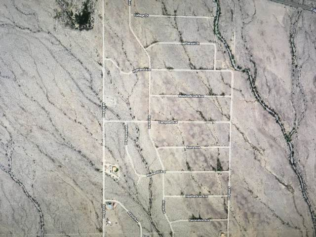 0 W Pierson Street, Tonopah, AZ 85354 (MLS #6016141) :: The Property Partners at eXp Realty