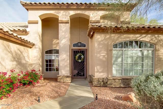 2116 E Granite View Drive, Phoenix, AZ 85048 (MLS #6016188) :: The Kenny Klaus Team