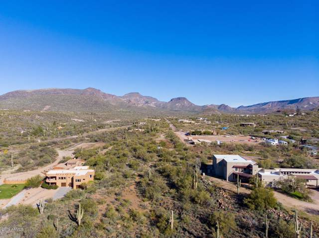 5180 E Rockaway Hills Drive, Cave Creek, AZ 85331 (MLS #6016293) :: Devor Real Estate Associates