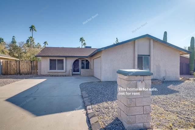 1361 S Date, Mesa, AZ 85210 (MLS #6016304) :: The Mahoney Group