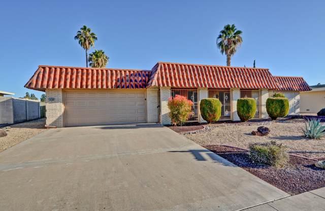 10706 W Pinion Lane, Sun City, AZ 85373 (MLS #6016307) :: Riddle Realty Group - Keller Williams Arizona Realty