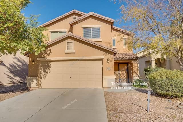 41326 W Hopper Drive, Maricopa, AZ 85138 (MLS #6016321) :: The Kenny Klaus Team