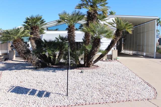 2735 N Wright Way, Mesa, AZ 85215 (MLS #6016322) :: The Kenny Klaus Team