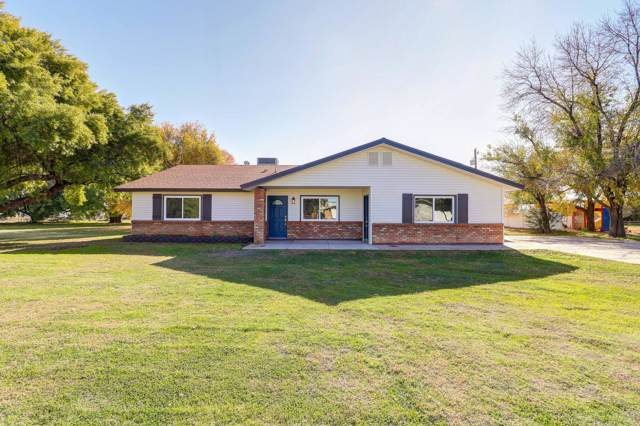 1035 W Encinas Street, Gilbert, AZ 85233 (MLS #6016405) :: Kepple Real Estate Group