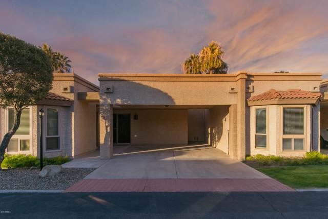 3415 N 36TH Street #17, Phoenix, AZ 85018 (MLS #6016447) :: Brett Tanner Home Selling Team