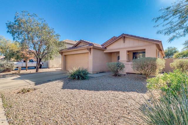 1581 E Elaine Drive, Casa Grande, AZ 85122 (MLS #6016593) :: The Kenny Klaus Team