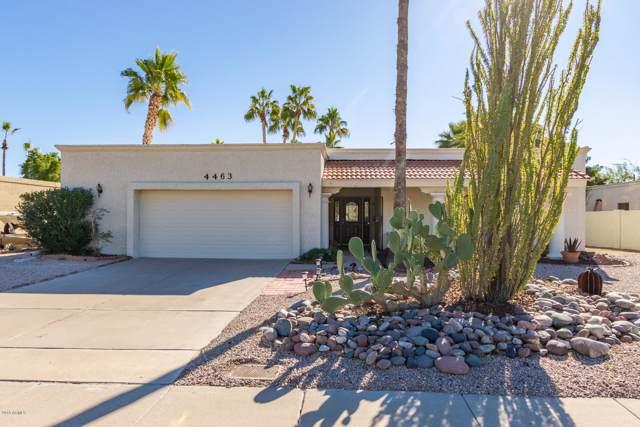 4463 E Desert View Drive, Phoenix, AZ 85044 (MLS #6016603) :: Brett Tanner Home Selling Team