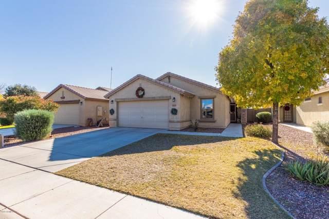 1153 W Desert Seasons Drive, San Tan Valley, AZ 85143 (MLS #6016627) :: The Kenny Klaus Team