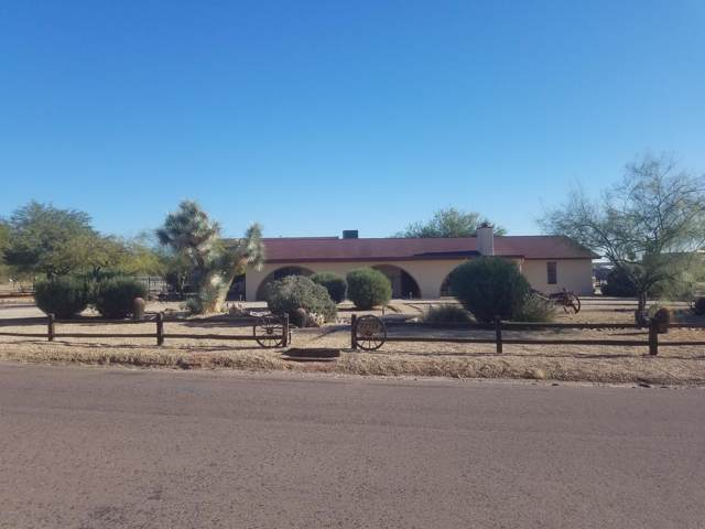 22504 W Meade Lane, Buckeye, AZ 85326 (MLS #6016633) :: The W Group