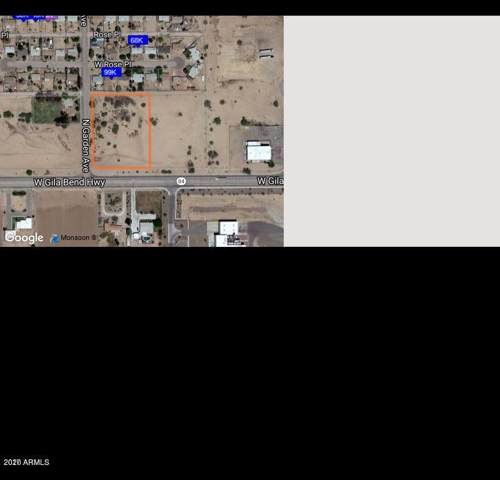 0 W Gila Bend 84 Highway, Casa Grande, AZ 85193 (MLS #6016656) :: The W Group