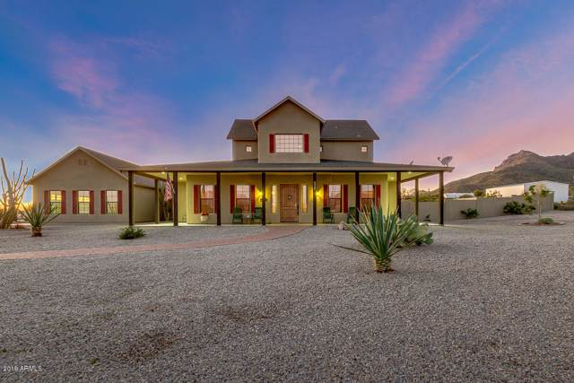 5258 N Warner Drive, Apache Junction, AZ 85120 (MLS #6016674) :: Lux Home Group at  Keller Williams Realty Phoenix