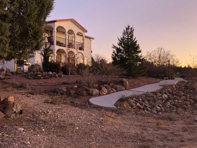 19364 E Mesa View Trail, Kingman, AZ 86401 (MLS #6016784) :: The Kenny Klaus Team