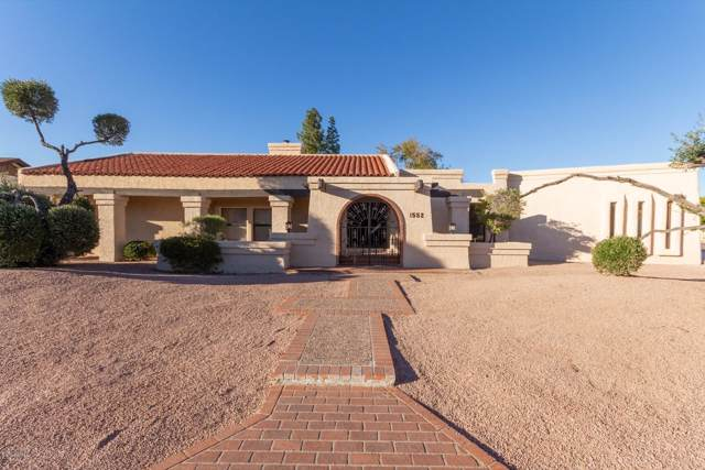 1552 E Fairfield Street, Mesa, AZ 85203 (MLS #6016805) :: The Kenny Klaus Team