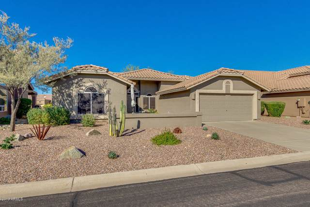 5610 S Marble Drive, Gold Canyon, AZ 85118 (MLS #6016832) :: The Kenny Klaus Team