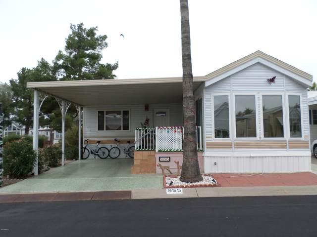 955 S Nickel Drive, Apache Junction, AZ 85119 (MLS #6016842) :: neXGen Real Estate
