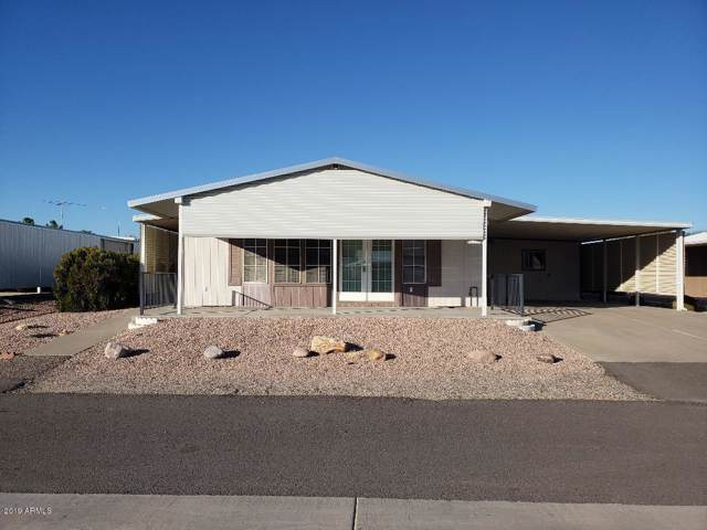 902 E Washington Street, Florence, AZ 85132 (MLS #6016854) :: The Kenny Klaus Team