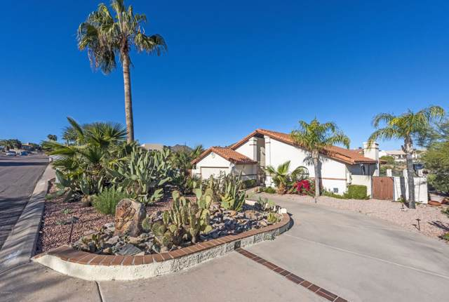 15448 E Thistle Drive, Fountain Hills, AZ 85268 (MLS #6016863) :: The Kenny Klaus Team