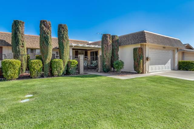 10622 W Roundelay Circle, Sun City, AZ 85351 (MLS #6016867) :: Dave Fernandez Team | HomeSmart