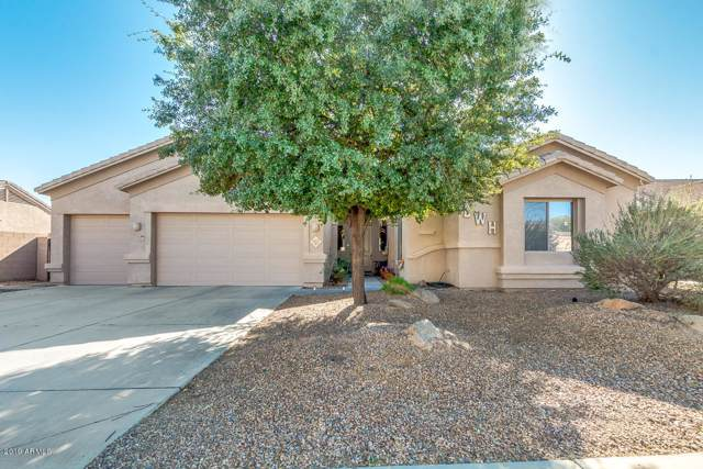 3437 E Harvard Avenue, Gilbert, AZ 85234 (MLS #6016905) :: My Home Group