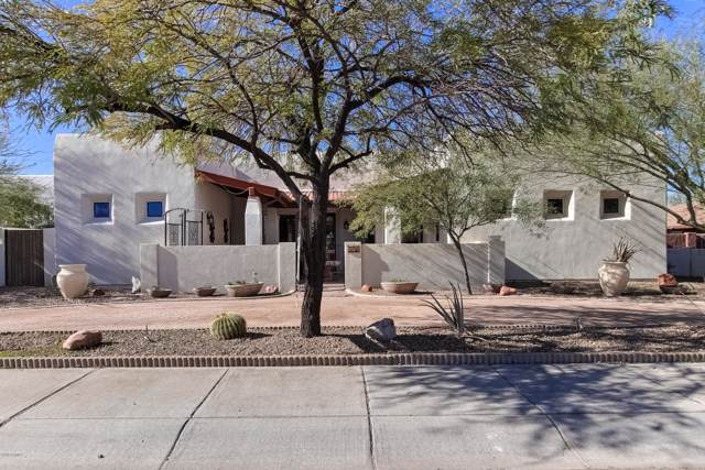 590 N Park Street, Florence, AZ 85132 (MLS #6017000) :: The Kenny Klaus Team
