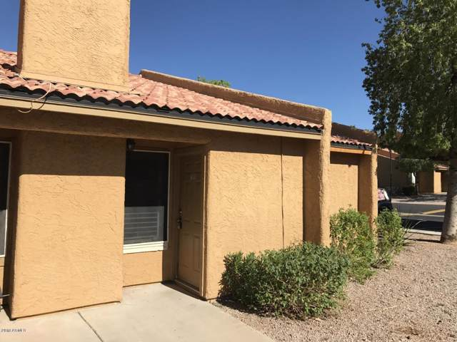 3511 E Baseline Road #1201, Phoenix, AZ 85042 (MLS #6017020) :: The Bill and Cindy Flowers Team