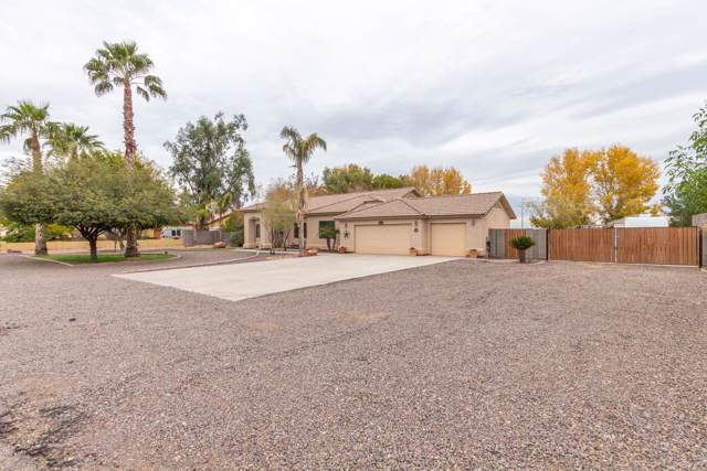 6139 N 171st Lane, Waddell, AZ 85355 (MLS #6017113) :: Revelation Real Estate