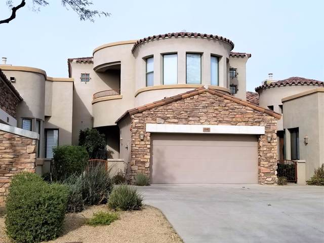 19550 N Grayhawk Drive #1140, Scottsdale, AZ 85255 (MLS #6017174) :: The Kenny Klaus Team