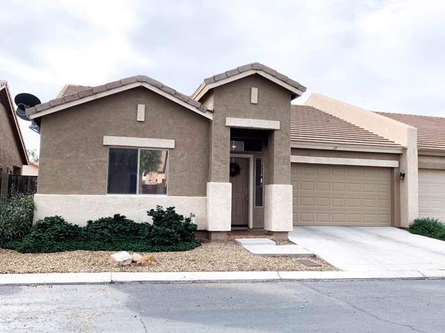 44 S Greenfield Road #11, Mesa, AZ 85206 (MLS #6017305) :: The Kenny Klaus Team