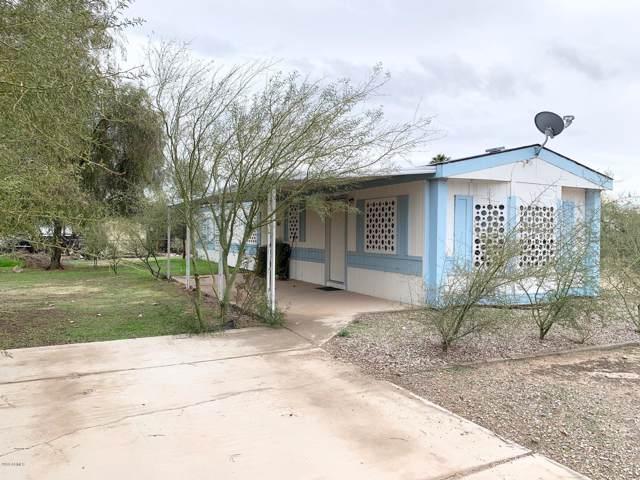 10601 N Grand Canyon Boulevard, Casa Grande, AZ 85122 (MLS #6017353) :: The Kenny Klaus Team