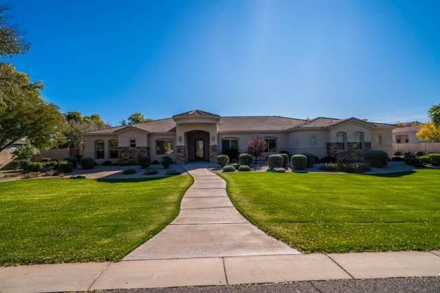 2083 E Sanoque Boulevard, Gilbert, AZ 85298 (MLS #6017379) :: Revelation Real Estate