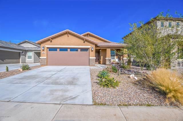 810 W Jardin Drive, Casa Grande, AZ 85122 (MLS #6017580) :: The Kenny Klaus Team