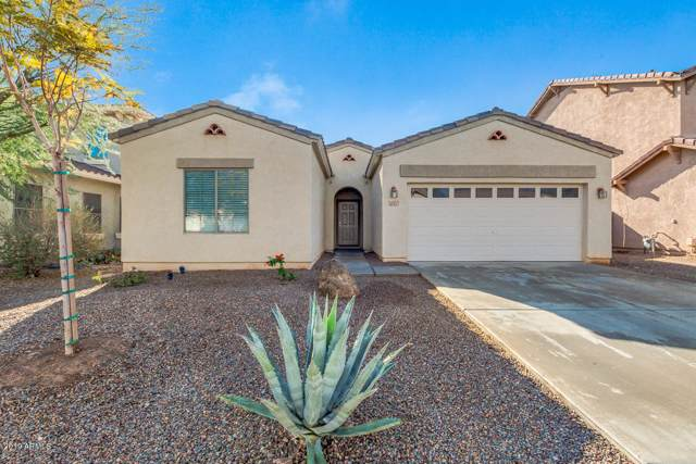 45417 W Zion Road, Maricopa, AZ 85139 (MLS #6017624) :: The Kenny Klaus Team