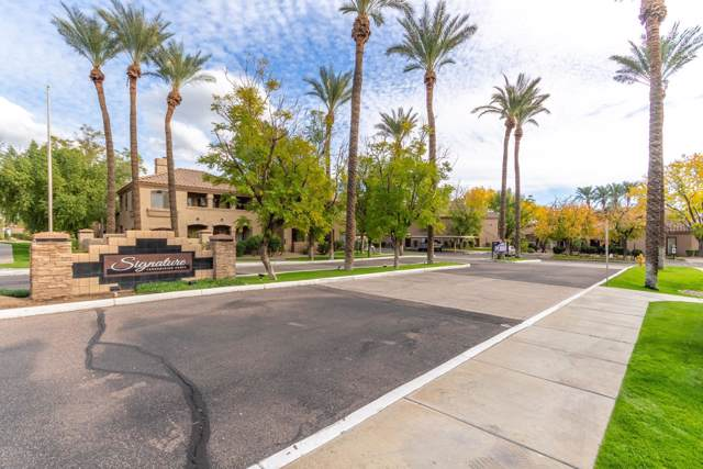 15095 N Thompson Peak Parkway #2100, Scottsdale, AZ 85260 (MLS #6017637) :: The W Group