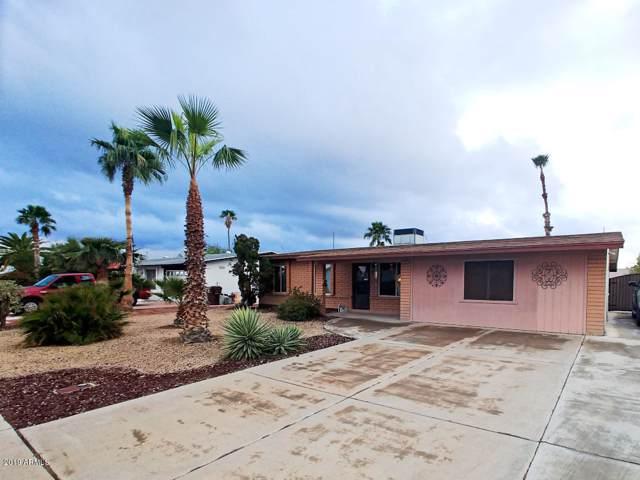 8704 N 106TH Lane, Peoria, AZ 85345 (MLS #6017705) :: The Kenny Klaus Team