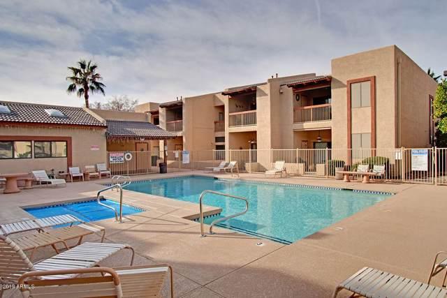 205 N 74TH Street #211, Mesa, AZ 85207 (MLS #6017719) :: The Kenny Klaus Team