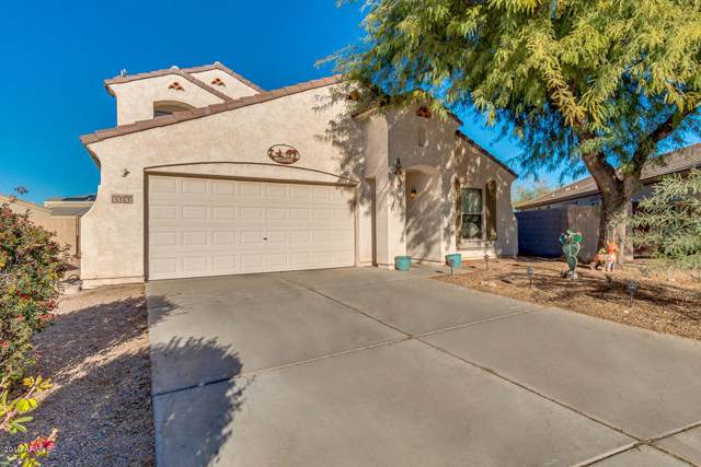 43182 W Jeremy Street, Maricopa, AZ 85138 (MLS #6017779) :: The Kenny Klaus Team