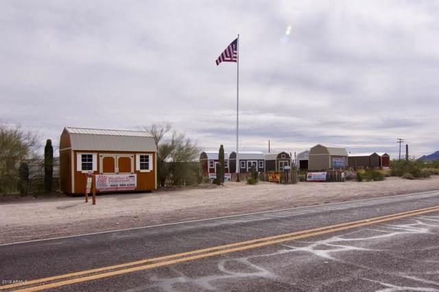 1700 N Ajo Gila Bend Highway, Ajo, AZ 85321 (MLS #6017794) :: Yost Realty Group at RE/MAX Casa Grande