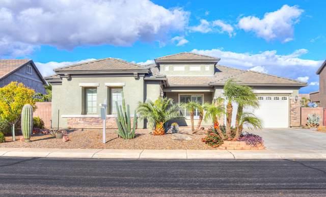 44566 W Granite Drive, Maricopa, AZ 85139 (MLS #6017878) :: The Kenny Klaus Team