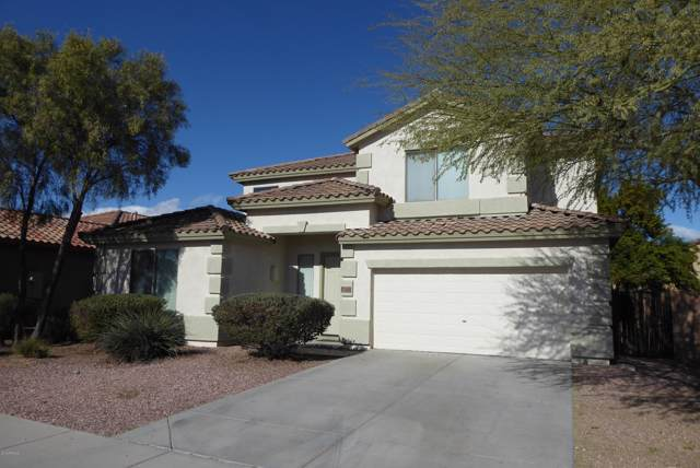 17056 W Ipswitch Way, Surprise, AZ 85374 (MLS #6017916) :: The Laughton Team