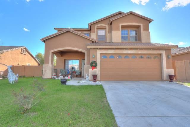 1611 E Elegante Drive, Casa Grande, AZ 85122 (MLS #6017947) :: The Kenny Klaus Team