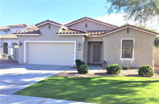 3283 E Isaiah Court, Gilbert, AZ 85298 (MLS #6018008) :: Keller Williams Realty Phoenix